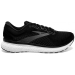 Brooks Glycerin 18 2E WIDE Mens Running Shoe - BLACK/WHITE Brooks Glycerin 18 2E WIDE Mens Running Shoe - BLACK/WHITE