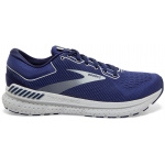 Brooks Transcend 7 D Mens Running Shoe - DEEP COBALT/GREY/NAVY Brooks Transcend 7 D Mens Running Shoe - DEEP COBALT/GREY/NAVY