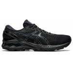ASICS GEL-Kayano 27 4E XTRA WIDE Men's Running Shoe - BLACK/BLACK ASICS GEL-Kayano 27 4E XTRA WIDE Men's Running Shoe - BLACK/BLACK
