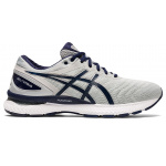 ASICS GEL-Nimbus 22 4E XTRA WIDE Mens Running Shoe - Piedmont Grey/Peacoat ASICS GEL-Nimbus 22 4E XTRA WIDE Mens Running Shoe - Piedmont Grey/Peacoat