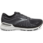 Brooks Adrenaline GTS 21 D Mens Running Shoe - Blackened Pearl/Black Brooks Adrenaline GTS 21 D Mens Running Shoe - Blackened Pearl/Black