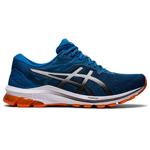 Pino comunicación Refinería  ASICS GT-1000 10 2E WIDE Mens Running Shoe - Reborn Blue/Black | Sportsmart  | Melbourne's largest sports warehouses