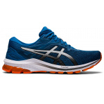 ASICS GT-1000 10 2E WIDE Mens Running Shoe - Reborn Blue/Black ASICS GT-1000 10 2E WIDE Mens Running Shoe - Reborn Blue/Black