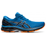 ASICS GEL-Kayano 27 Mens Running Shoe - REBORN BLUE/BLACK ASICS GEL-Kayano 27 Mens Running Shoe - REBORN BLUE/BLACK