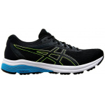 ASICS GT-800 2E WIDE Mens Running Shoe - Black/Hazard Green ASICS GT-800 2E WIDE Mens Running Shoe - Black/Hazard Green