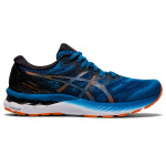 ASICS GEL-Nimbus 23 Mens Running Shoe - Reborn Blue/Black ASICS GEL-Nimbus 23 Mens Running Shoe - Reborn Blue/Black