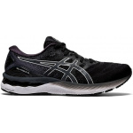 ASICS GEL-Nimbus 23 2E WIDE Mens Running Shoe - Black/White ASICS GEL-Nimbus 23 2E WIDE Mens Running Shoe - Black/White