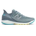 New Balance 860v11 T 2E WIDE Mens Running Shoe - SILVER/BLUE New Balance 860v11 T 2E WIDE Mens Running Shoe - SILVER/BLUE