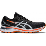 ASICS GT-2000 9 2E WIDE Mens Running Shoe - Black/WHITE ASICS GT-2000 9 2E WIDE Mens Running Shoe - Black/WHITE