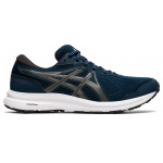 ASICS GEL-Contend 7 Mens Running Shoe - French Blue/Gun Metal ASICS GEL-Contend 7 Mens Running Shoe - French Blue/Gun Metal