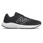 New Balance 520v7 LB 2E WIDE Mens Running Shoe - Black/White New Balance 520v7 LB 2E WIDE Mens Running Shoe - Black/White