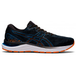 ASICS GEL-Cumulus 23 Mens Running Shoe - Black/Reborn Blue ASICS GEL-Cumulus 23 Mens Running Shoe - Black/Reborn Blue