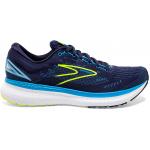 Brooks Glycerin 19 D Mens Running Shoe - NAVY/BLUE/NIGHTLIFE Brooks Glycerin 19 D Mens Running Shoe - NAVY/BLUE/NIGHTLIFE