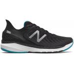 New Balance 860v11 2E WIDE Mens Running Shoe - BLACK/WHITE/BLUE New Balance 860v11 2E WIDE Mens Running Shoe - BLACK/WHITE/BLUE