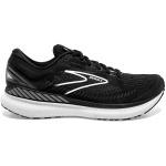 Brooks Glycerin GTS 19 D Mens Running Shoe - BLACK/WHITE Brooks Glycerin GTS 19 D Mens Running Shoe - BLACK/WHITE