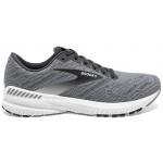 Brooks Ravenna 11 Mens Running Shoe - GREY/EBONY/WHITE