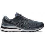 ASICS GEL-Kayano 28 4E XTRA WIDE Mens Running Shoe - Carrier Grey/Black ASICS GEL-Kayano 28 4E XTRA WIDE Mens Running Shoe - Carrier Grey/Black