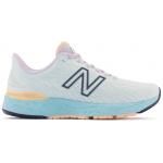 New Balance 880v11 B Womens Running Shoe - White/Blue Chill New Balance 880v11 B Womens Running Shoe - White/Blue Chill