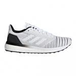 Adidas Solar Drive Women's Running Shoe - FTWR WHITE/FTWR WHITE/CORE BLACK Adidas Solar Drive Women's Running Shoe - FTWR WHITE/FTWR WHITE/CORE BLACK