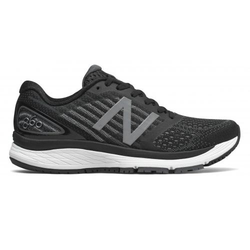abe429ff89f New Balance 860v9 BK D WIDE Women's Running Shoe - Black/Magnet |  Sportsmart | Melbourne's largest sports warehouses