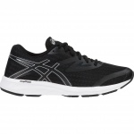 ASICS Amplica Women's Running Shoe - Black/Black/White ASICS Amplica Women's Running Shoe - Black/Black/White