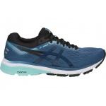 Asics GT-1000 7 D WIDE Women's Running Shoe - GRAND SHARK/BLACK Asics GT-1000 7 D WIDE Women's Running Shoe - GRAND SHARK/BLACK