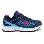 SFIDA Pursuit Women's Running Shoe - NAVY/FUCHSIA SFIDA Pursuit Women's Running Shoe - NAVY/FUCHSIA