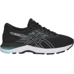 ASICS GEL-Flux 5 Women's Running Shoe - Black/Silver ASICS GEL-Flux 5 Women's Running Shoe - Black/Silver