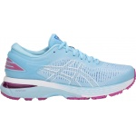 Asics GEL-Kayano 25 Women's Running Shoe - SKYLIGHT/ILLUSION BLUE Asics GEL-Kayano 25 Women's Running Shoe - SKYLIGHT/ILLUSION BLUE