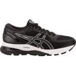 ASICS GEL-Nimbus 21 Women's Running Shoe - Black/Dark Grey - JAN 19 ASICS GEL-Nimbus 21 Women's Running Shoe - Black/Dark Grey - JAN 19