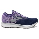 Brooks Ricochet Women's Running Shoe - Purple/Lilac/Navy Brooks Ricochet Women's Running Shoe - Purple/Lilac/Navy