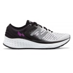New Balance 1080v9 D WIDE Women's Running Shoe - White/Black New Balance 1080v9 D WIDE Women's Running Shoe - White/Black