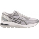 ASICS GEL-Nimbus 21 D WIDE Women's Running Shoe - Mid Grey/Silver ASICS GEL-Nimbus 21 D WIDE Women's Running Shoe - Mid Grey/Silver