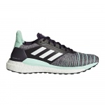 Adidas Solar Glide Women's Running Shoe - legend purple/ftwr white/clear mint Adidas Solar Glide Women's Running Shoe - legend purple/ftwr white/clear mint