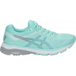 Asics GT-1000 7 Women's Running Shoe - Icy Morning/Mid Grey - MAR 19 Asics GT-1000 7 Women's Running Shoe - Icy Morning/Mid Grey - MAR 19