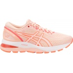 ASICS GEL-Nimbus 21 Women's Running Shoe - Baked Pink/White ASICS GEL-Nimbus 21 Women's Running Shoe - Baked Pink/White