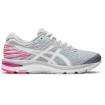 Asics GEL-Cumulus 21 D WIDE Women's Running Shoe - PIEDMONT GREY/WHITE Asics GEL-Cumulus 21 D WIDE Women's Running Shoe - PIEDMONT GREY/WHITE