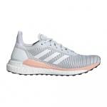 Adidas SOLAR GLIDE 19 Women's Running Shoe - BLUE TINT/FTWR White/Glow Pink Adidas SOLAR GLIDE 19 Women's Running Shoe - BLUE TINT/FTWR White/Glow Pink