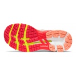 Image 3: ASICS GEL-KAYANO 26 SHINE Women's Running Shoe - Laser Pink/Sour Yuzu