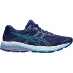 ASICS GT-1000 8 D WIDE Women's Running Shoe - Peacoat/Ice Mint ASICS GT-1000 8 D WIDE Women's Running Shoe - Peacoat/Ice Mint
