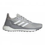 Adidas SOLAR GLIDE ST 19 Women's Running Shoe - GREY TWO/FTWR White/Solar Orange - JULY Adidas SOLAR GLIDE ST 19 Women's Running Shoe - GREY TWO/FTWR White/Solar Orange - JULY