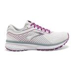 Brooks Ghost 12 B Women's Running Shoe - INJECTION WHITE Brooks Ghost 12 B Women's Running Shoe - INJECTION WHITE
