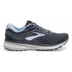 Brooks Ghost 12 B Women's Running Shoe - TEMPEST/EBONY/KENTUCKY Brooks Ghost 12 B Women's Running Shoe - TEMPEST/EBONY/KENTUCKY