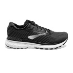 Brooks Adrenaline GTS 20 D WIDE Women's Running Shoe - BLACK/WHITE Brooks Adrenaline GTS 20 D WIDE Women's Running Shoe - BLACK/WHITE