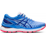 ASICS GEL-Nimbus 22 Women's Running Shoe - Sofy Sky/Tuna Blue ASICS GEL-Nimbus 22 Women's Running Shoe - Sofy Sky/Tuna Blue