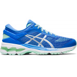 ASICS GEL-KAYANO 26 Women's Running Shoe - BLUE COAST/PURE SILVER ASICS GEL-KAYANO 26 Women's Running Shoe - BLUE COAST/PURE SILVER