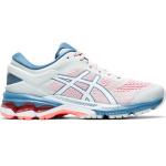 ASICS GEL-KAYANO 26 D WIDE Women's Running Shoe - POLAR SHADE/WHITE ASICS GEL-KAYANO 26 D WIDE Women's Running Shoe - POLAR SHADE/WHITE