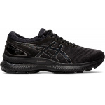 ASICS GEL-Nimbus 22 Women's Running Shoe - BLACK/BLACK ASICS GEL-Nimbus 22 Women's Running Shoe - BLACK/BLACK