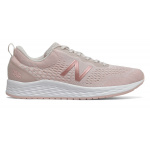 New Balance Fresh Foam Arishi D WIDE Womens Running Shoe - Linen Fog/Peach Soda New Balance Fresh Foam Arishi D WIDE Womens Running Shoe - Linen Fog/Peach Soda