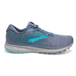 Brooks Ghost 12 B Women's Running Shoe - INJ TEMPEST/KENTUCKY BLUE Brooks Ghost 12 B Women's Running Shoe - INJ TEMPEST/KENTUCKY BLUE